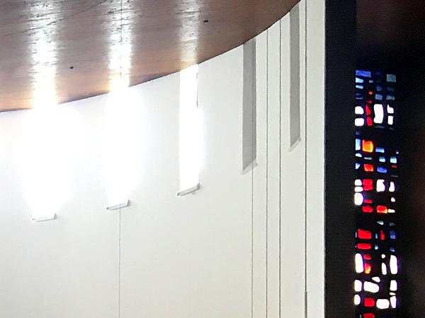St. Hedwig, Fensterband
