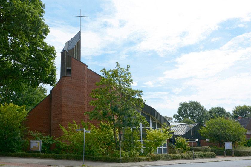 St. Thomas, Außenansicht